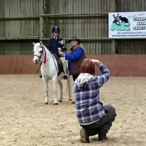 Hailsham Equestrian Club Show held at Golden Cross
